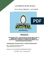 Proyectocist