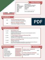 3 Download Contoh CV atau Daftar Riwayat Hidup Terbaik File Word.docx