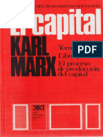 El Capital Vol. 1 (Libro I-I)