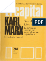 El Capital Vol. 6 (Libro III-I)