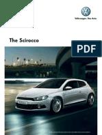 Scirocco Brochure