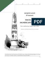 Jacques Lacan, Hacia un significante nuevo.pdf