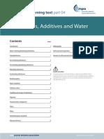 Admixtures LT04