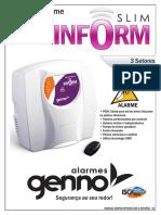 Manual Genno Inform Slim 3 - V2 - Site