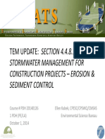 STORMWATER MANAGEMENT FOR CONSTRUCTION PROJECTS –EROSION & SEDIMENT CONTROL.pdf