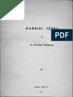 La Verdad Historica Gabriel Terra