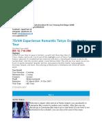 7Days 6Nights Experience Romantic Tokyo Osaka Kyoto Tour.pdf