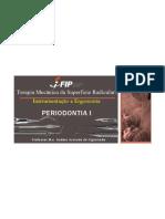 Terapia Mecânica Instrumentação e Ergonomia