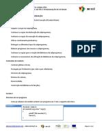 Módulo 3 - Programação Estruturada
