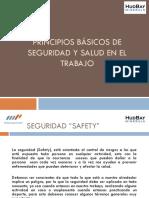 Seguridad Industrial- Charla