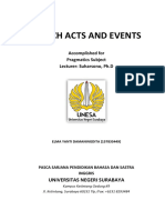11 Speech Acts and Events Elma Yanti D.docx