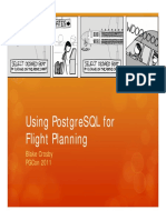 195_Using PostgreSQL for Flight Planning.pdf