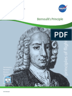 Bernoulli Principle K-4