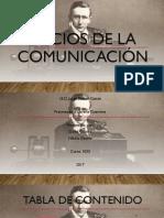 Inicios de La Comunicación