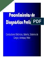 Procedimiento de Diagnóstico Preliminar