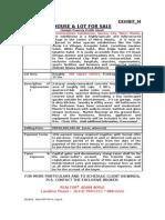 EXIBIT M - Property Profile