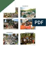 Comunidad UrbanaComunidad Rural