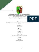 Tarea de WordAspecto General de La Contabilidad Fiscal