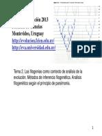 2a.Filogenias2013