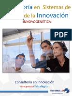 Consultoría Innovación Sistemas de Innovación