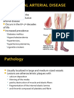 9 Vascular Diseases of the Extremities
