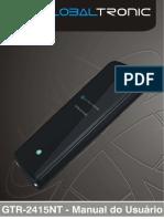 GTR-2415NT Roteador N Sem-fio Para Banda Larga AVISO