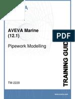 TM-2220 AVEVA Marine (12.1) Pipework Modelling Rev 3.0
