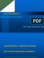 Aserciones-DQF