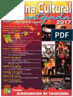 Semana Cultural Casatejada 2017