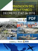 Presentacion Modernizacion Regimen Franco