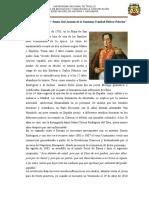 Pensamiewntyode Bolivar