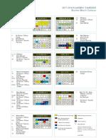 boynton beach 2017-18 academic calendar