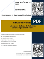 Manual de Lab. de Procesos de Corte de Materiales
