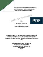 2301-04-00595 Manual Instalaciones Sanitarias Con CAD