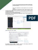 Automatizando Testes Com o Visual Studio Gerados Pelo MS Test Manager