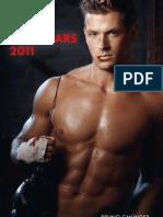 BRUNO GMUNDER PUBLISHING - Calendars 2011