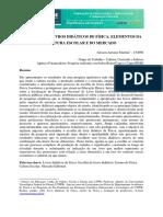 A Escolha de Livros Didáticos de Física - Elementos Da Cultura Escolar e Do Mercado