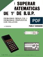Cómo Superar las Matemáticas de 1º de B.U.P..pdf