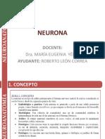 02 - NEURONA y NEUROGLÍA - NEUROANATOMÍA - ROBERTO LEÓN CORREA.pdf