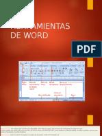 HERRAMIENTAS DE WORD.pptx