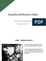 Discurs - Telefon Mobil