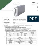 Manual de servicio escaner scanelite 5400