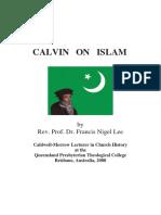 LEE, Francis Nigel. Calvin on Islam