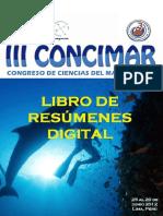 CONCIMAR Libro de Resúmenes 2012