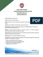Bases Eduardo Garcia Pillanco 2017 - Versión XXXIX 20 de Agosto de 2017