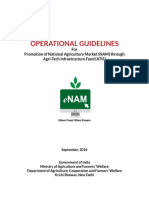 Operational Guidelines for NAM
