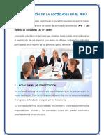 Constitución de la Sociedades en el Perú.docx