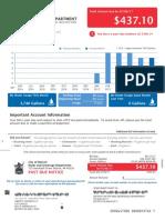 20139 Santa Rosa Water Bill