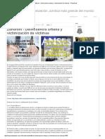 Zaffaroni - Delincuencia Urbana y Victimización de Víctimas - Planeta Ius