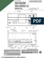 DV-5900M Service Manual